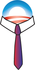 obama tie