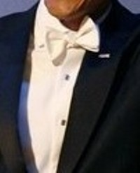 Neck of State: Barack Obama's Necktie at the Commander in Chief Ball, January 20, 2009