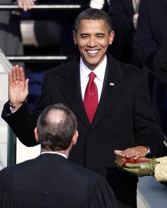 Barrack Obama Inaugural 2009