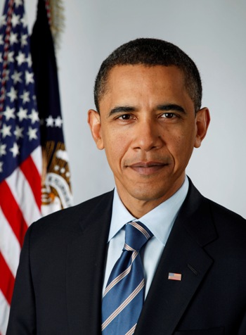 Obama Portrait Post